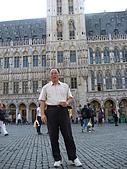 布魯塞爾倫敦阿姆斯特丹:這是布魯塞爾的廣場