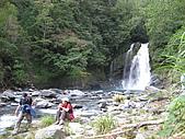 2007.09.01太平山之旅:太平山三疊瀑布.jpg