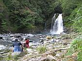 2007.09.01太平山之旅:太平山三疊瀑布jpg