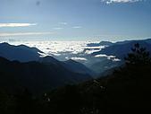 2006.11.22嘉明湖:向陽森林遊樂區雲海