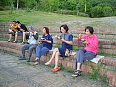 2009.08.02.奧萬大:排排坐吃晚餐