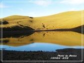 樂山樂水:天使的眼淚。嘉明湖