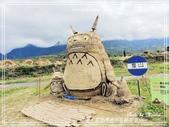 悠遊花蓮:富里農會稻草藝術季 2021