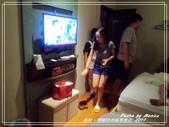 悠遊南投:潭暉時尚風華旅店 2017