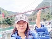 悠遊台北:烏來老街+烏來吊橋 2019